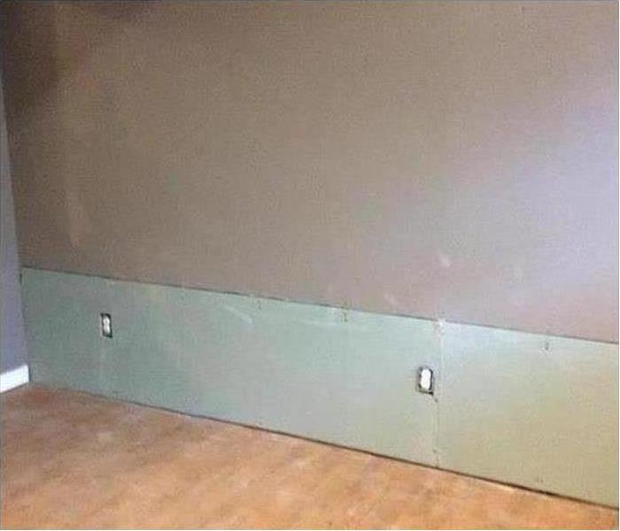 Mold Damage – Lafayette Home After