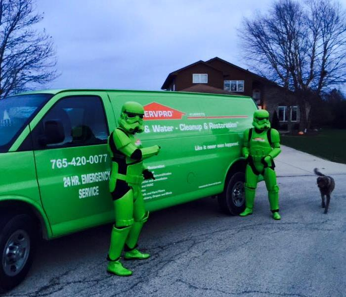 Join the SERVPRO Storm Troopers at our Grand Opening!