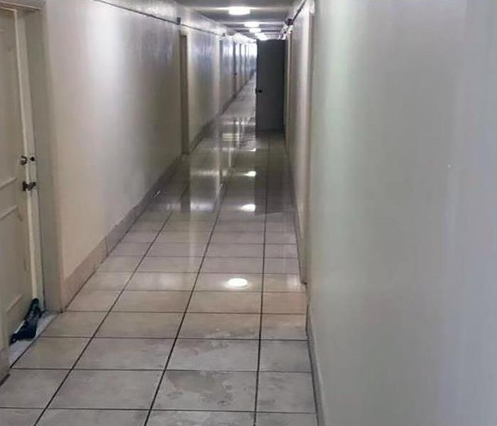 Commercial Water Damage In Lafayette