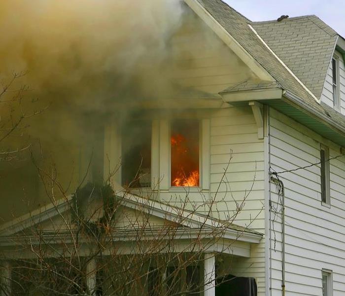 Servpro Fire Damage Dayton Servpro Of Lafayette
